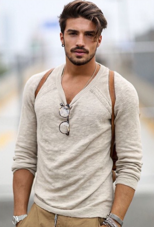 Mariano di Vaio, el exitoso blogger, modelo, actor y empresario italiano con más de 4 millones de seguidores en Instagram