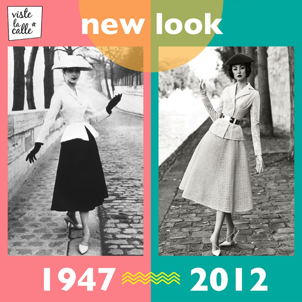 It's not the same but It's the same: New Look