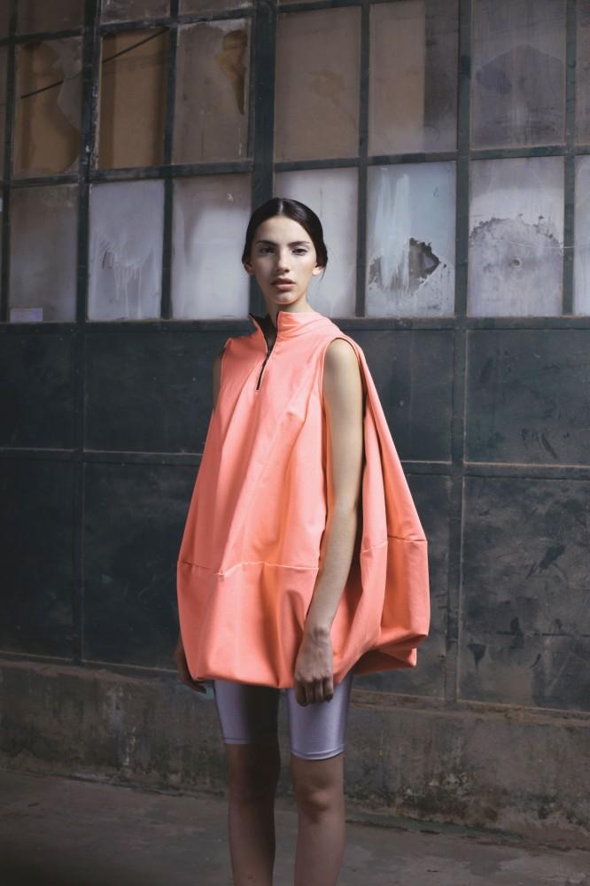 Hecho en Uruguay: Los diseños de Valentina Clavería para Olímpica, marca de autor femenina y sport