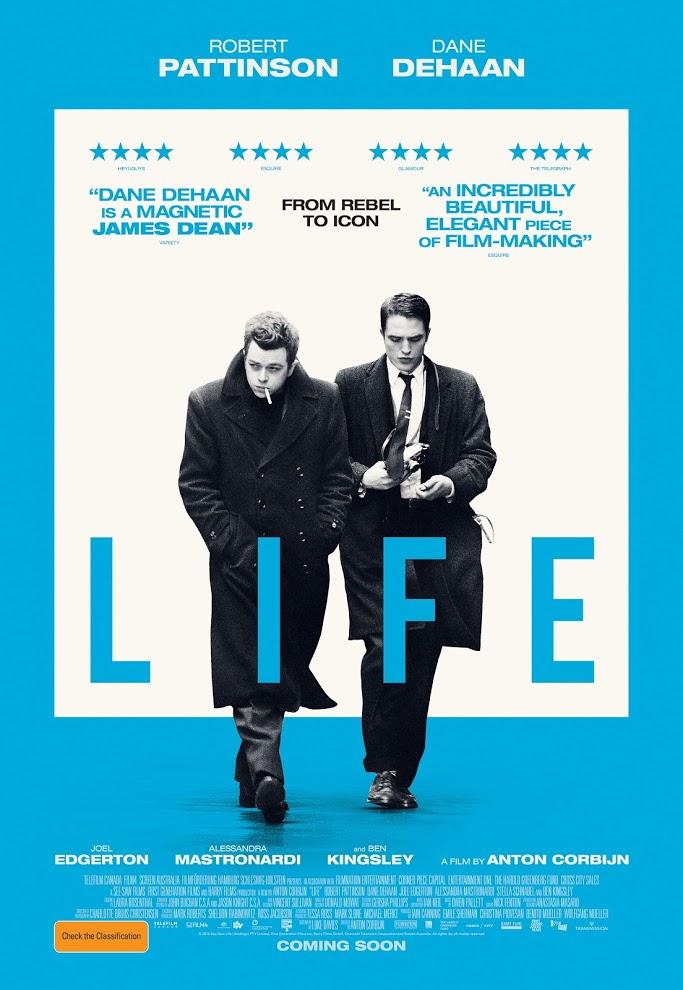 """""""Life"""", la película que muestra la amistad entre James Dean y el fotógrafo Dennis Stock"""