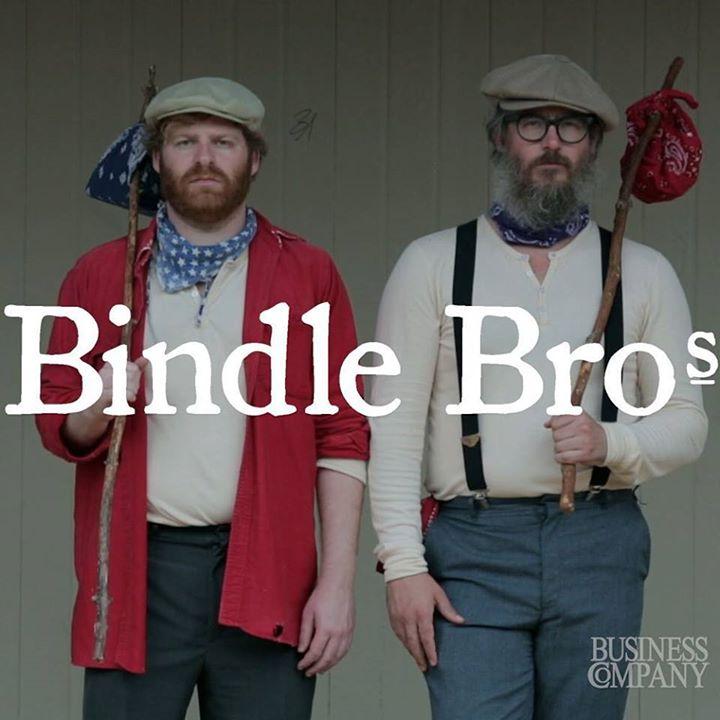 Los Bindle Brothers y el negocio que se ríe de los hipsters