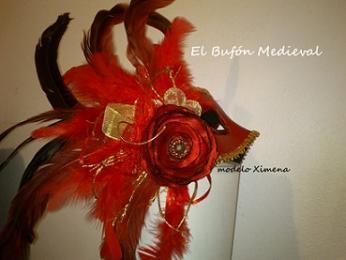 Máscaras y antifaces venecianos – Accesorios