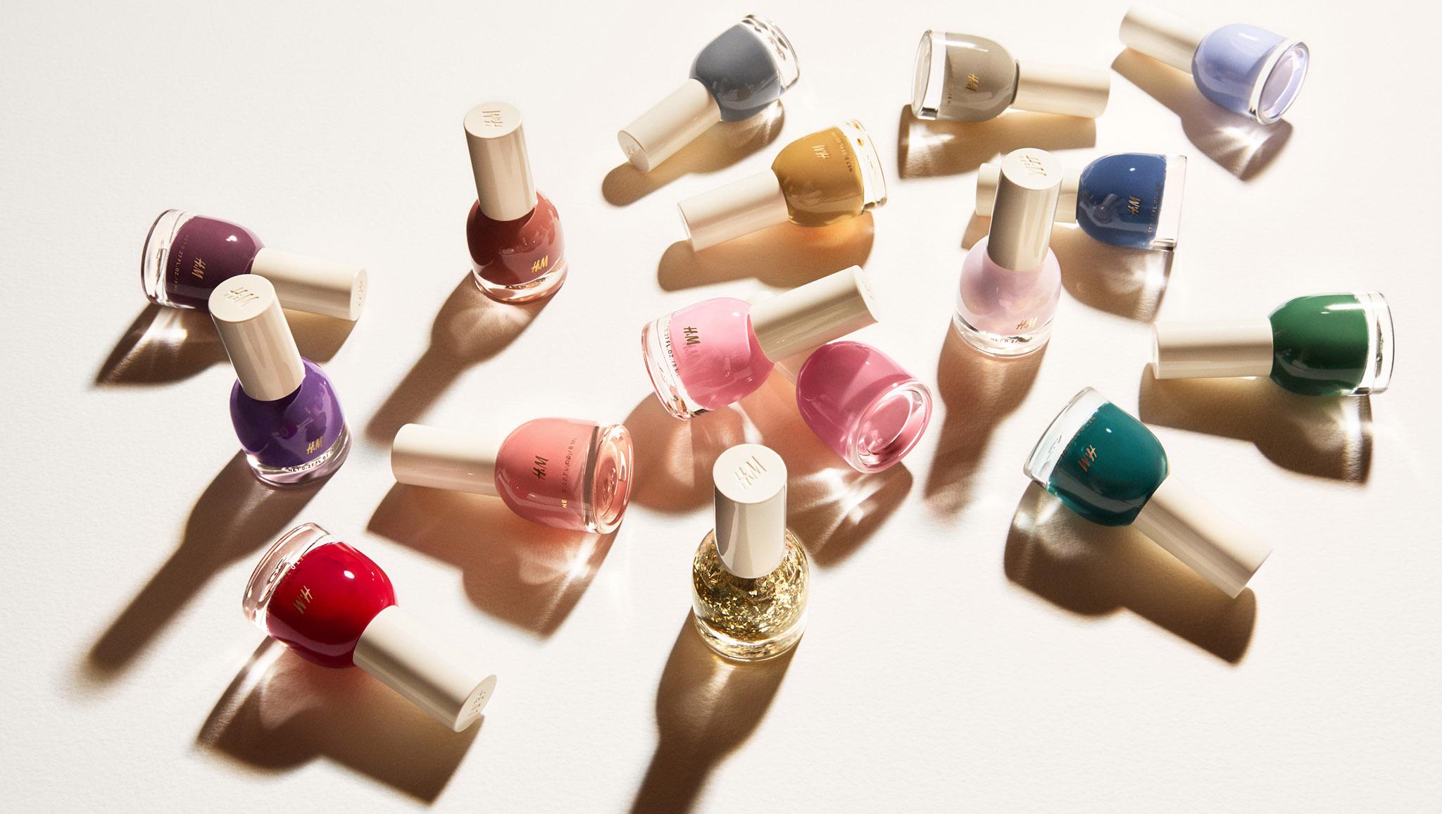 ¿Cómo es la línea de maquillaje que lanzó H&M?