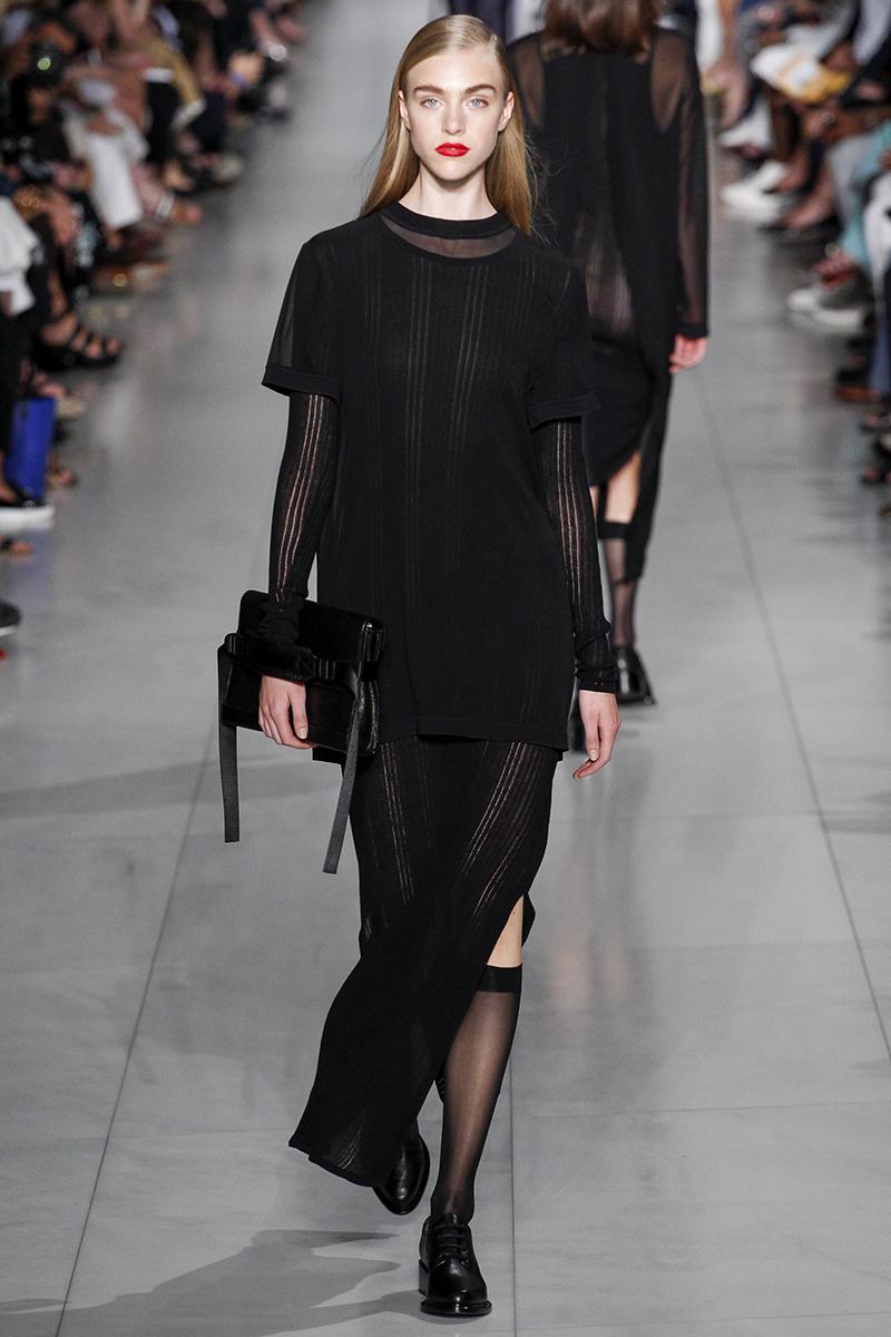El debut de los diseñadores de Public School al mando de DKNY