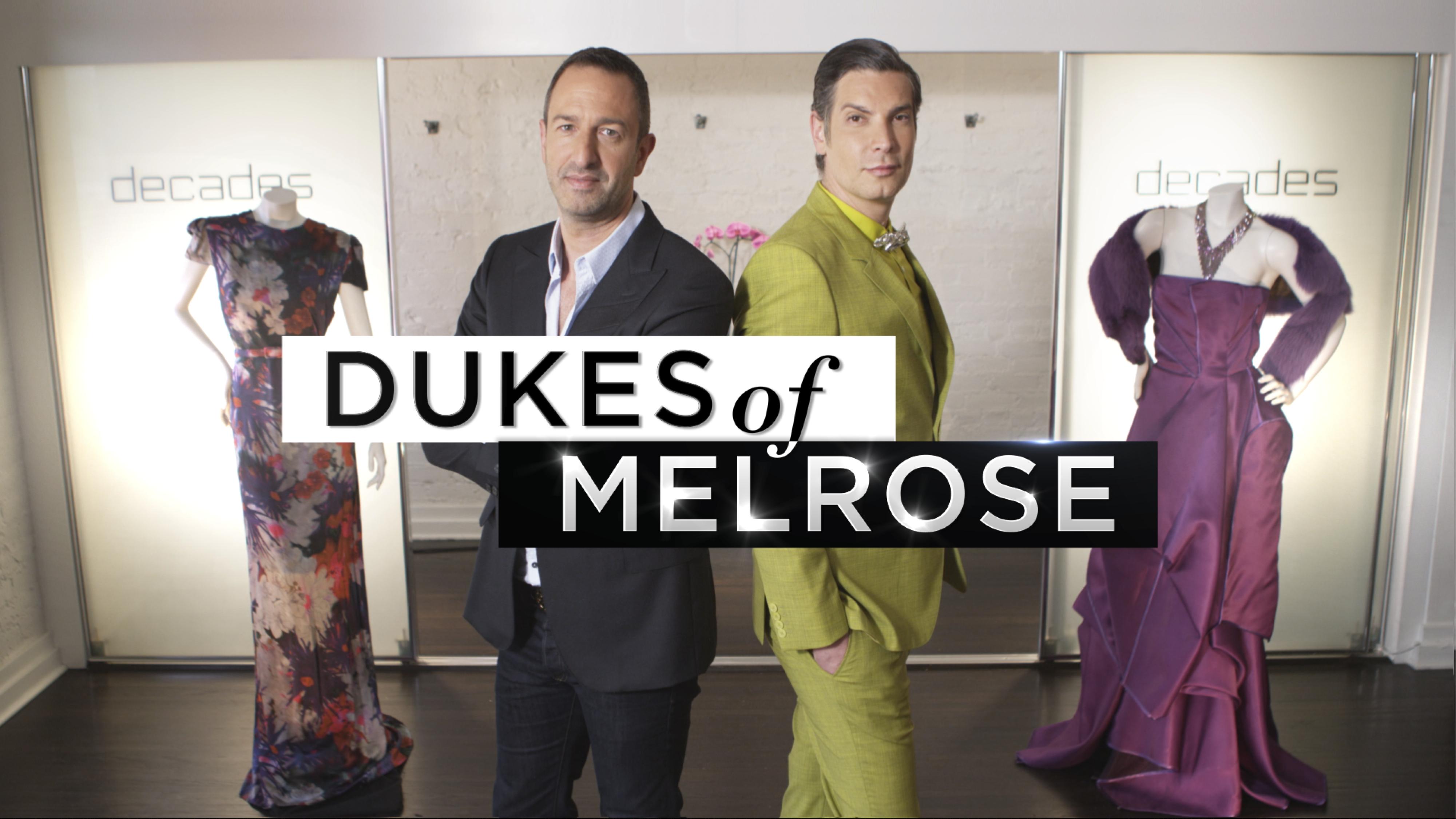 """""""Dukes of Melrose"""", una mirada al negocio del vintage"""