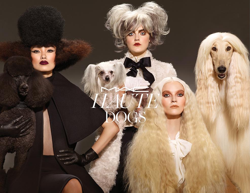 Haute Dogs, la próxima colección de MAC Cosmetics en Chile