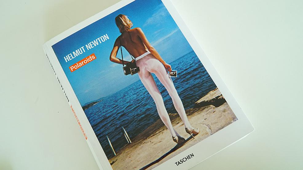 """Reseña Contrapunto: """"Polaroids"""" de Helmut Newton"""