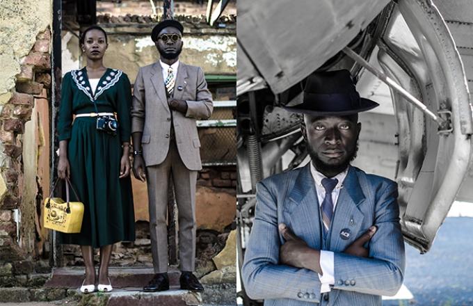 VLC Man: El estilo de Lourens Loux Gebhardt, diseñador y bloguero africano