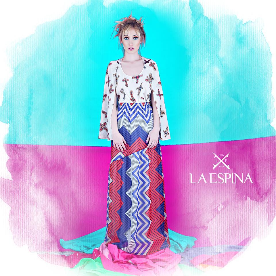 La Espina, diseño de autor boliviano, femenino y puro que puedes encontrar en Santiago