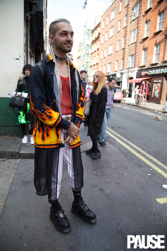 London Fashion Week Street Style Masculino Ss 2016 11 Viste La Calle