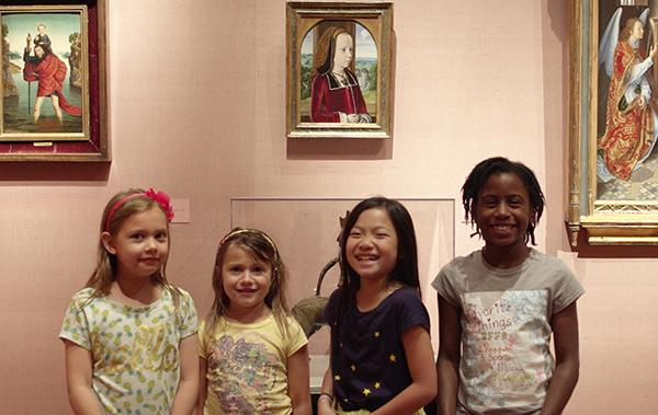 #MetKids, el blog del famoso museo neoyorquino dedicado a los niños