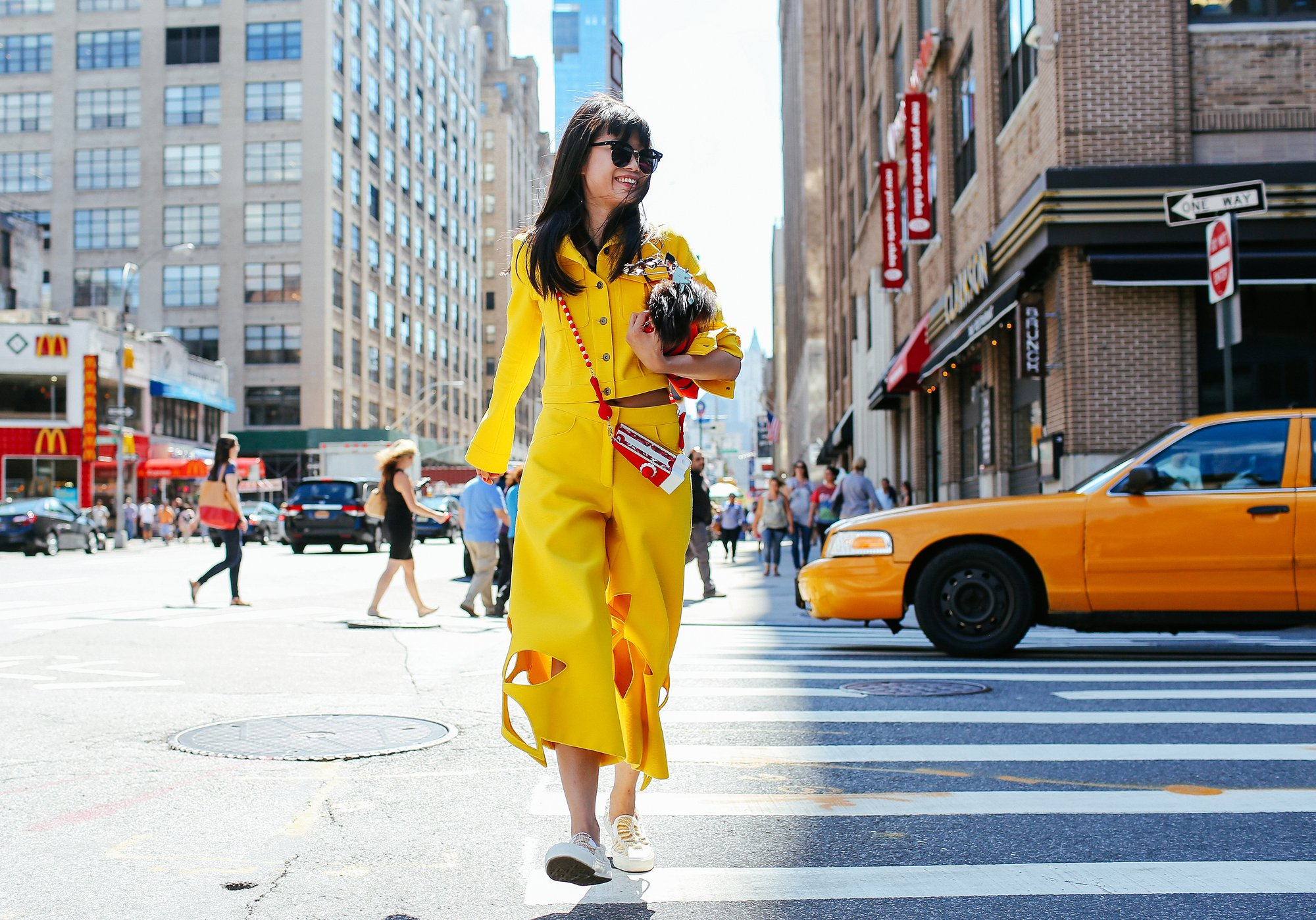 Lo mejor del New York Fashion Week en sus días 2 y 3