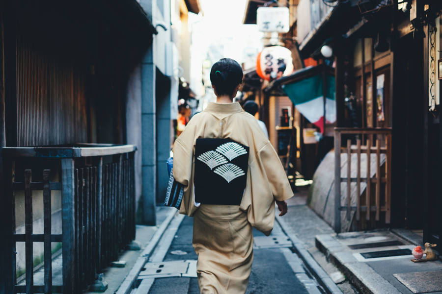 El estilo callejero tradicional y moderno de Japón bajo el lente de Takashi Yasui