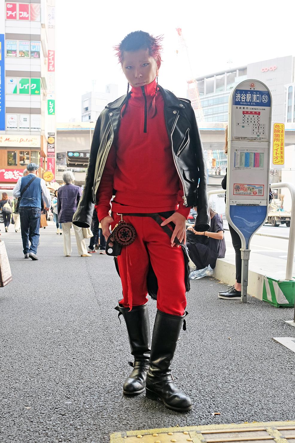 Street style desde Japón en el Mercedes-Benz Fashion Week Tokyo SS 2016