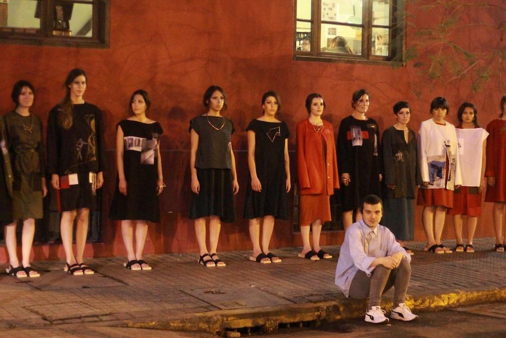 La marca chilena Espínola presenta su colección S/S 2015-16