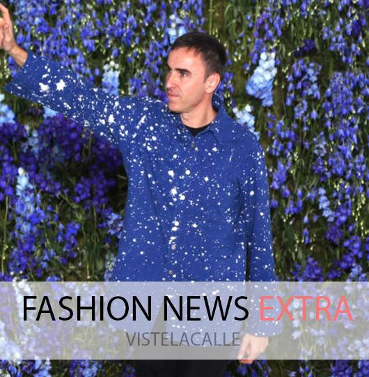 Fashion News Extra: Raf Simons deja la dirección creativa de Dior