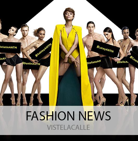 Fashion News: Se acaba America's Next Top Model, Grace Coddington tendrá su propia película y Feria de Diseño en Centro Arte Alameda