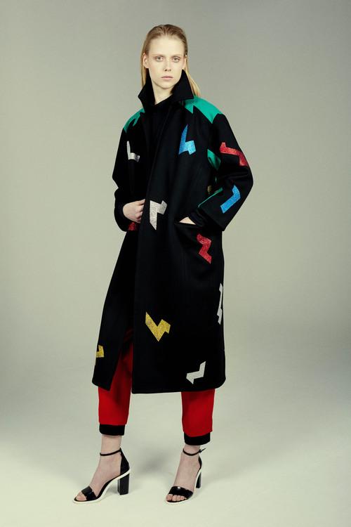 El estilo new wave de la marca Miuniku
