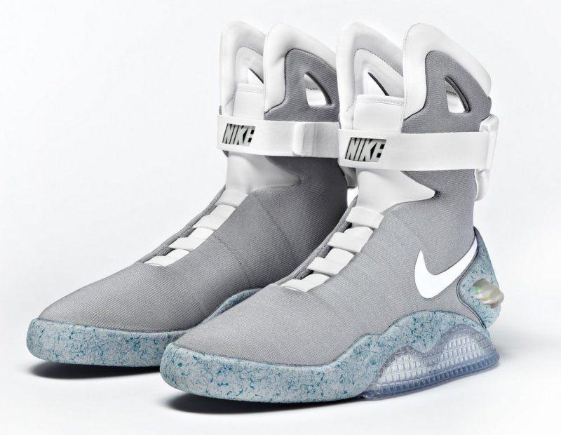 """Las zapatillas que se amarran solas de """"Volver al Futuro"""" ya son una realidad"""