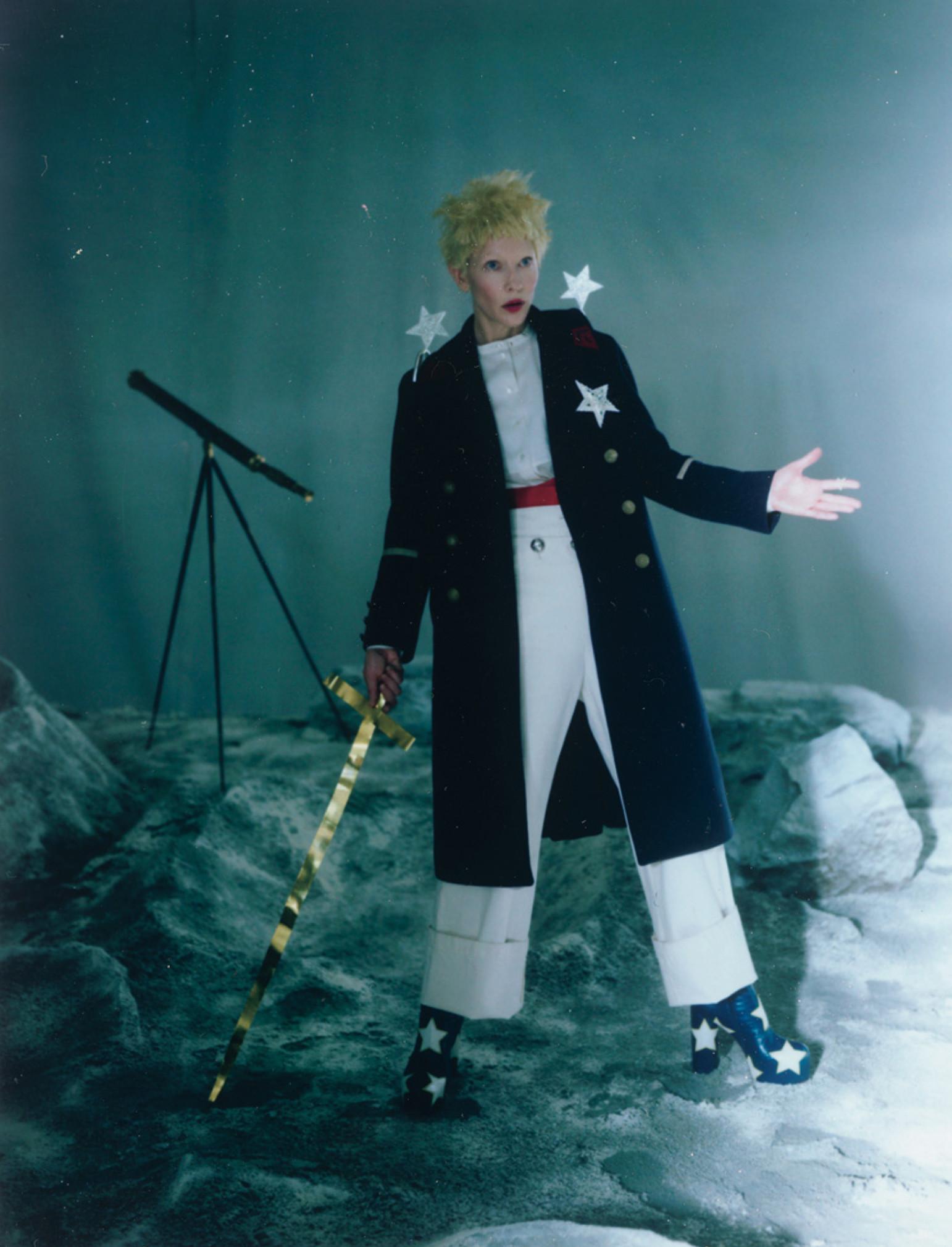 Cate Blanchett como El Principito, 2015