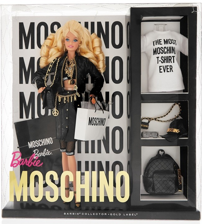 Barbie Moschino, la muñeca que todos los fashionistas del mundo quieren tener