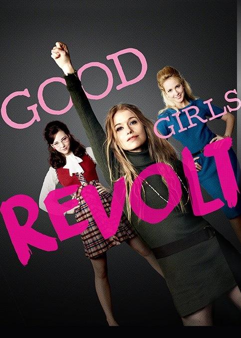 """""""Good Girls Revolt"""", una nueva serie retro desde el punto de vista femenino"""