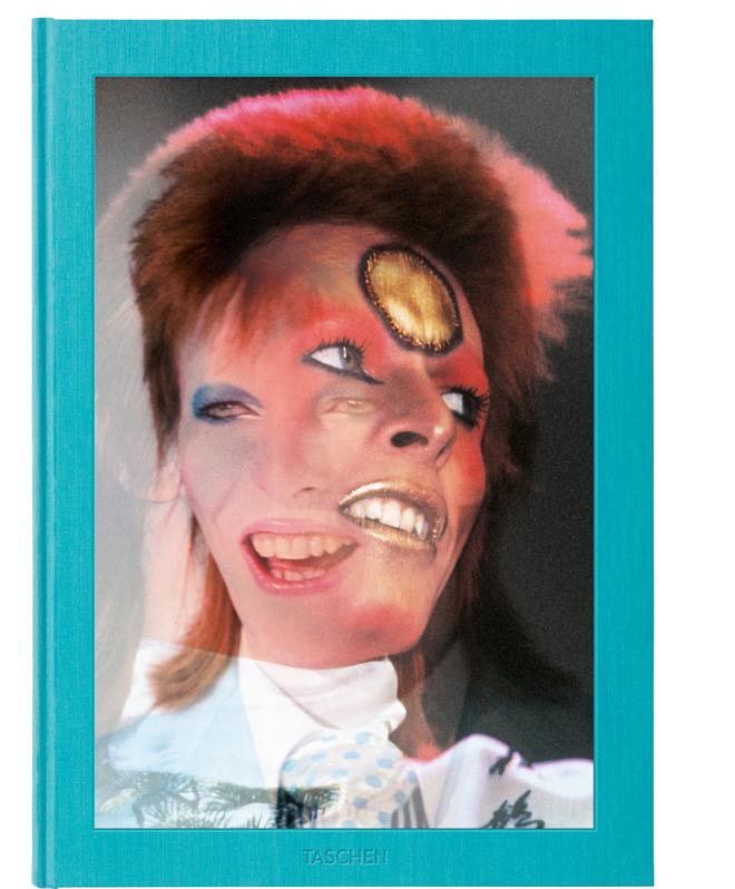 """Mick Rock. The Rise of David Bowie 1972-1973"", un nuevo libro sobre Ziggy Stardust"
