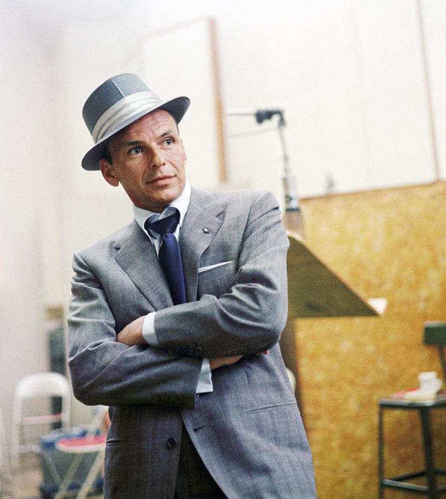 El centenario de Frank Sinatra y la exhibición que lo celebra