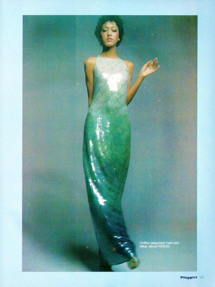 Inspiración para vestir en Año Nuevo de la mano de Halston, 1974