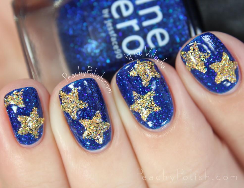 #NailArt: Inspiración visual para lograr uñas de fin de año
