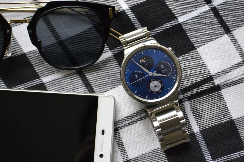 Concurso Huawei Watch: Conoce el reloj que combina estilo clásico con tecnología inteligente y participa por el tuyo