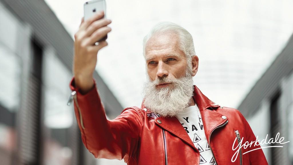 Fashion Santa, el fenómeno de Internet que se toma estas fechas
