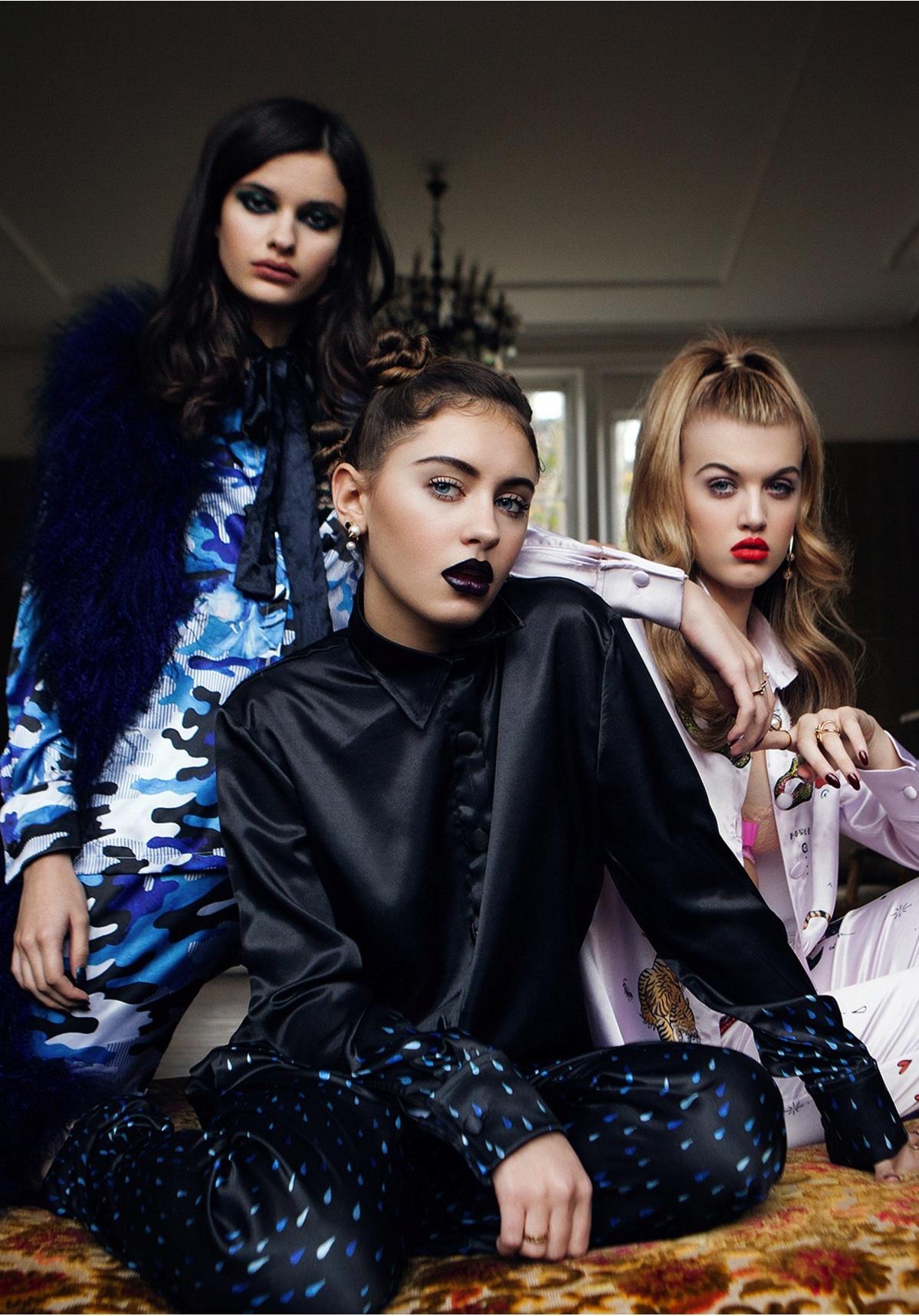 Iris Law y Dylan Brosnan: Más modelos hijos de famosos