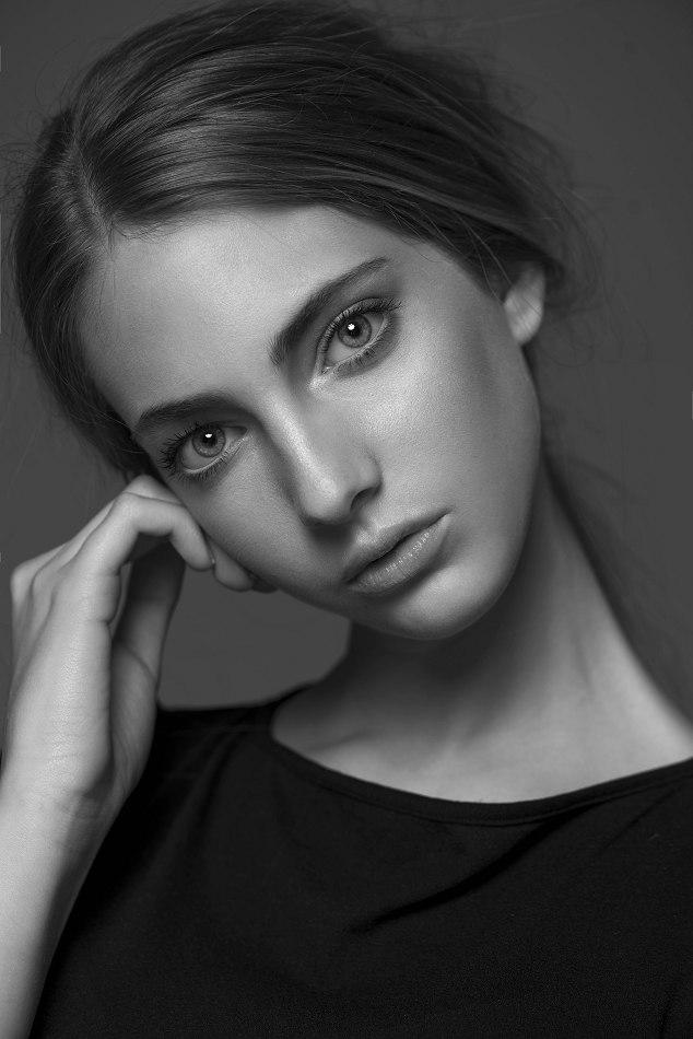 Chiara Leone, la chilena que impactó en el concurso Elite Model Look 2015