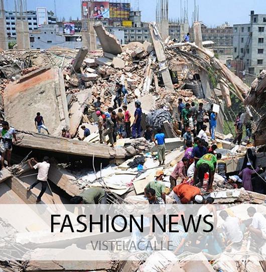 Fashion News: El colapso del edificio Rana Plaza tendrá sus primeros formalizados, nueva ley para ejercer como modelo en Francia y concurso Fotografía de Moda en FotoDesign