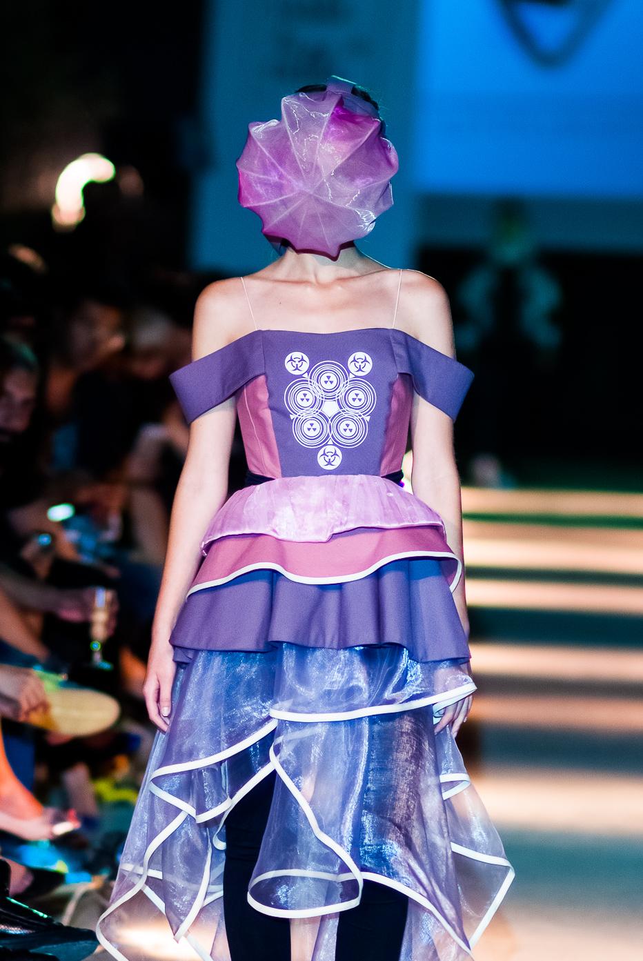 Desfile VisteLaCalle Catwalk 2015: Valentina Rosende