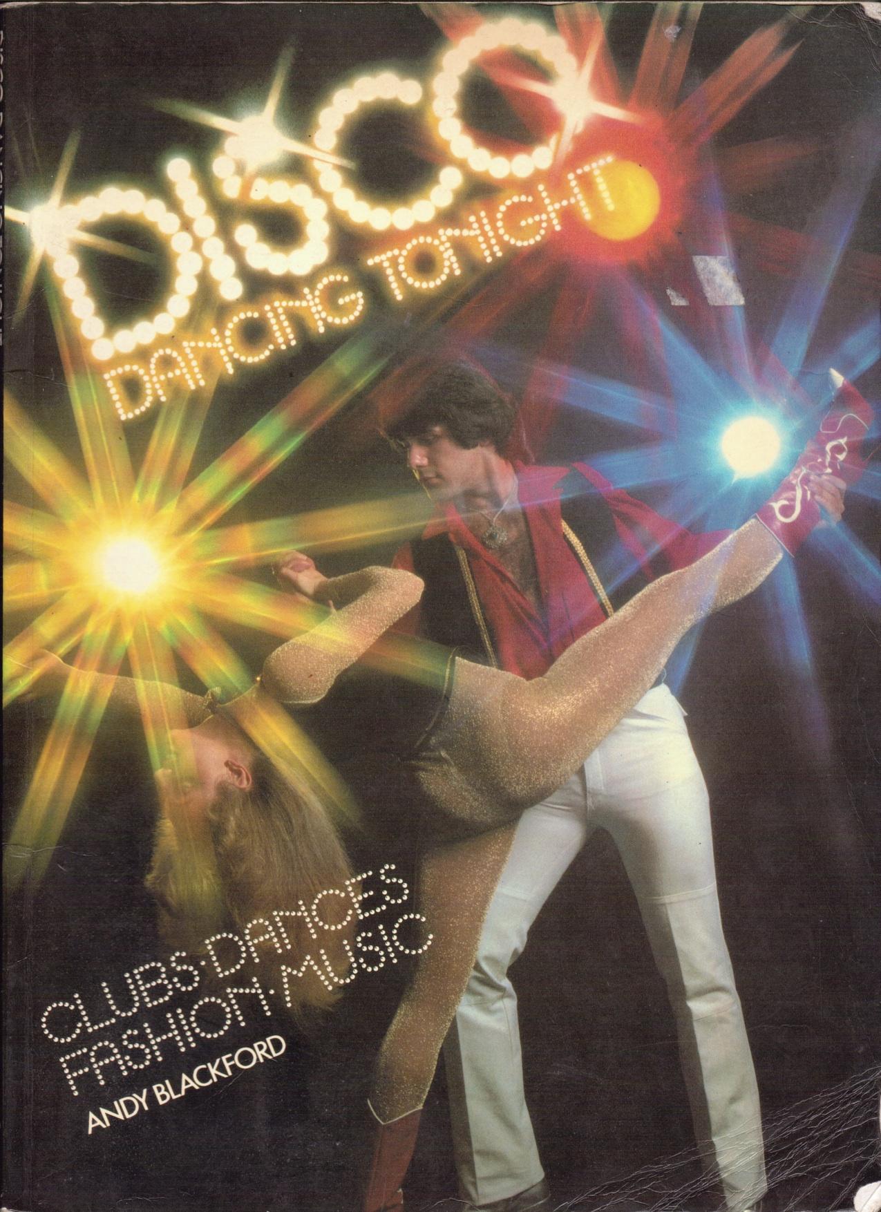 """Como para inspirarse en Año Nuevo: Imágenes del libro """"Disco dancing tonight"""""""