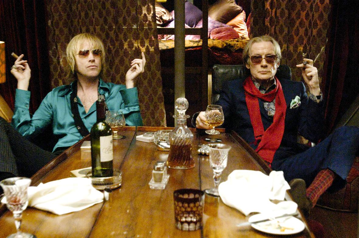 """Cuando el rock causaba estragos: El estilo de la película """"Pirate Radio"""", 2009"""