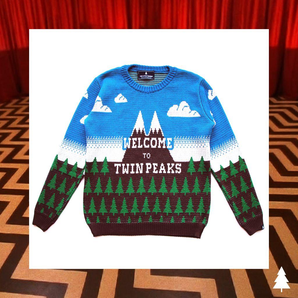 This is Feliz Navidad, los sweaters que reimaginan un clásico