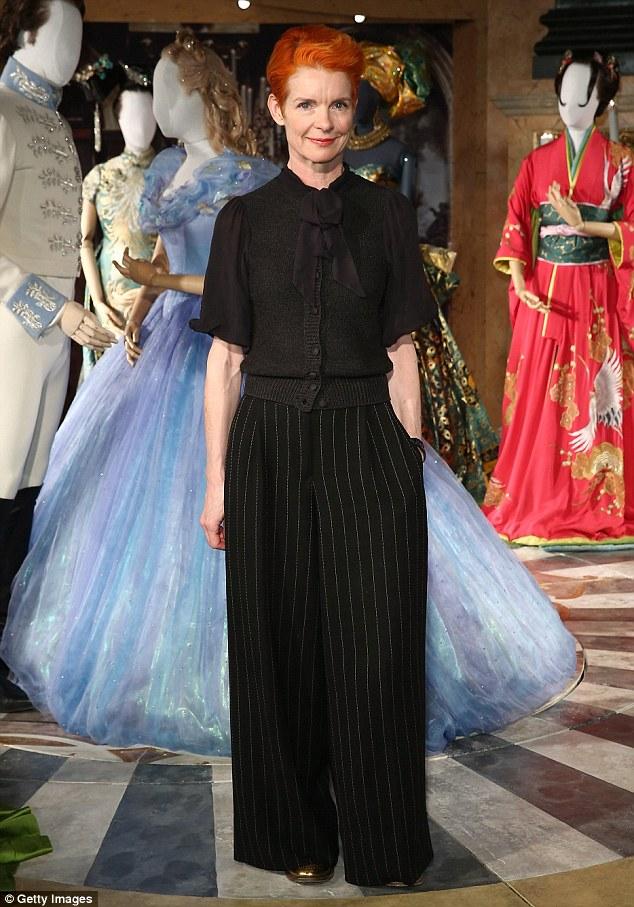 Sandy Powell, la vestuarista doblemente nominada a los Oscars 2016