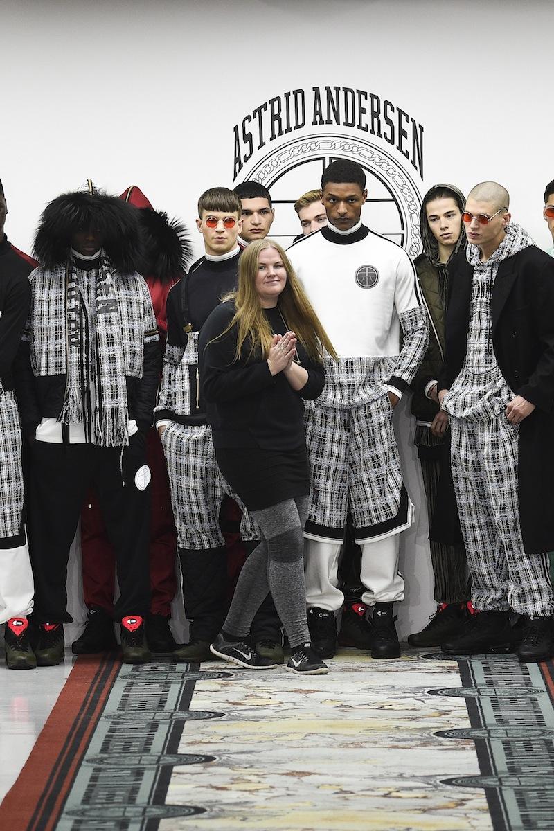 Astrid Andersen, la diseñadora favorita de streetwear