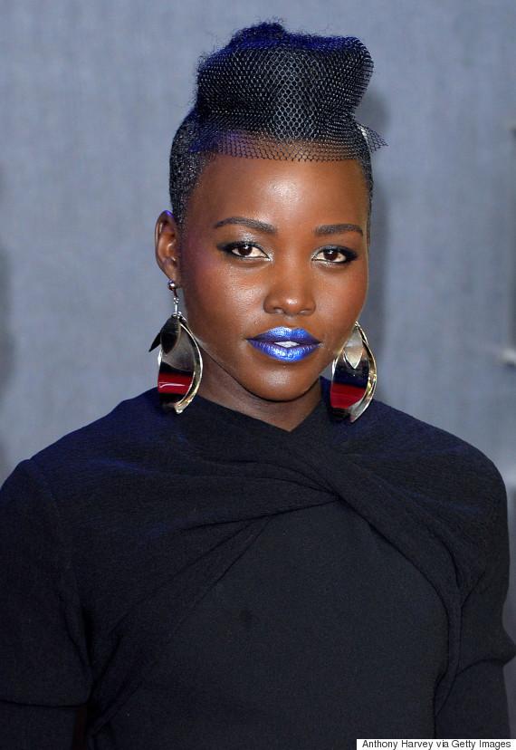 Nick Barose, el maquillador favorito de Lupita Nyong'o