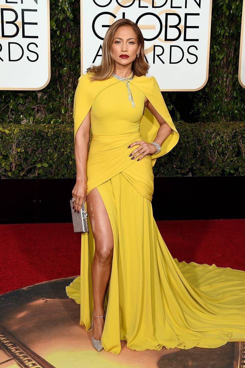 Los trajes de los Golden Globes 2016