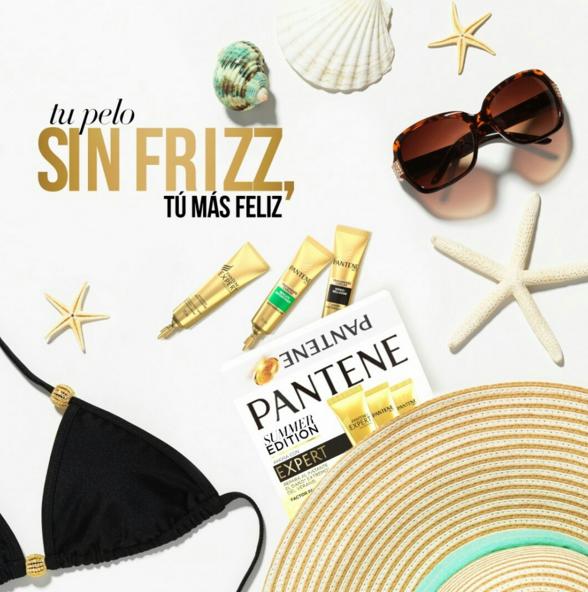 Concurso: ¡Conoce las bondades de la línea Edición Verano de Pantene y participa por productos!