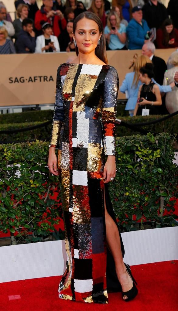 Los trajes de los SAG Awards 2016