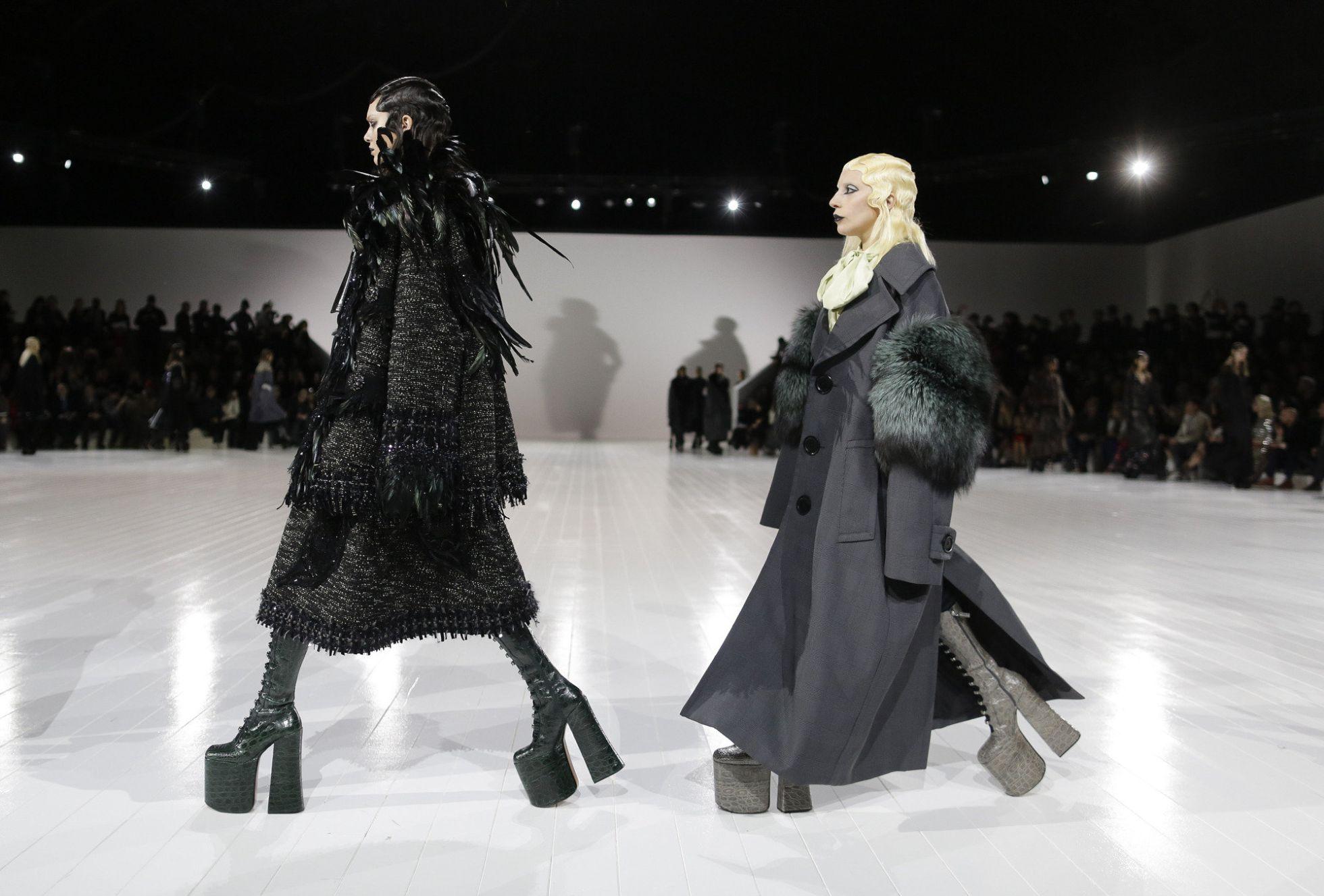 Las colecciones más destacadas del New York Fashion Week Otoño/Invierno 2016
