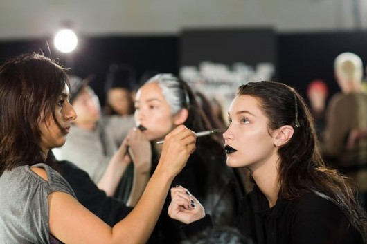 Maquillajes de pasarela en New York Fashion Week Fall/Winter 2016