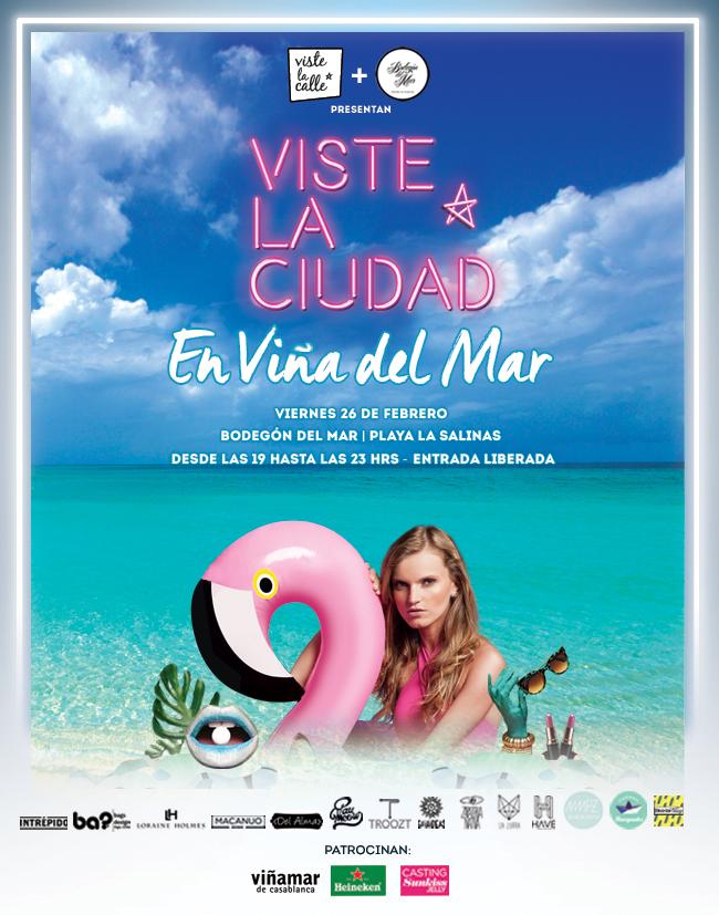VisteLaCiudad en Viña: El 26 de febrero estaremos con bazar y fiesta en el Bodegón del Mar