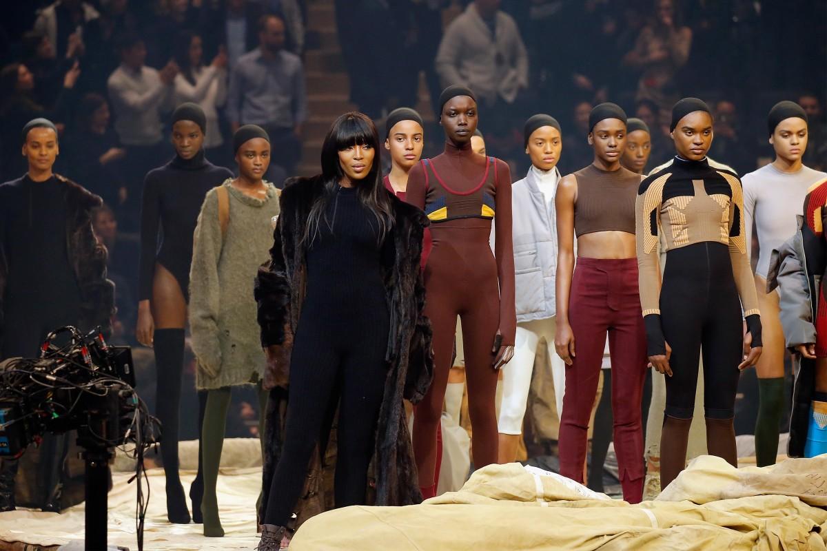 """Kanye West durante su presentación en NYFW: """"Es mi sueño ser el director creativo de Hermès"""""""