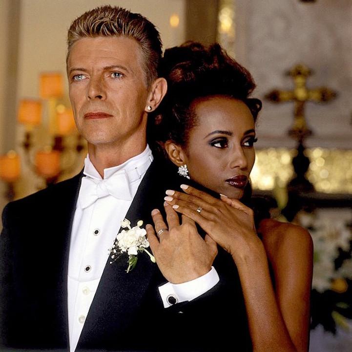 David Bowie & Iman, un amor para recordar en San Valentín